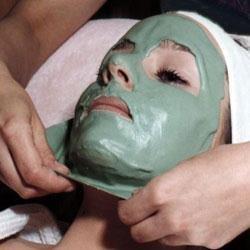 Dead sea minerals mask peel-off