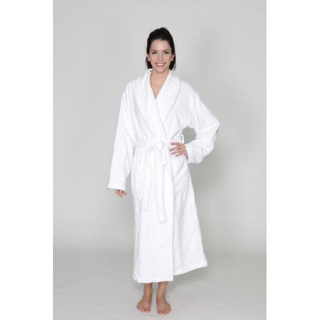 Robe de chambre Col châle