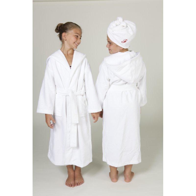Robe De Chambre Capuchon