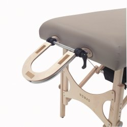 Adjustable head rest platform NOMAD
