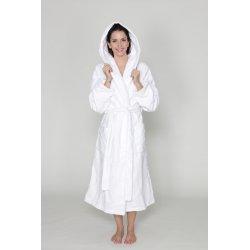 Robe de chambre capuchon - Femme