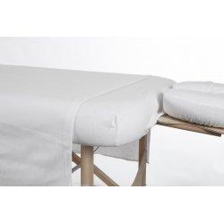 Flanel flat sheet
