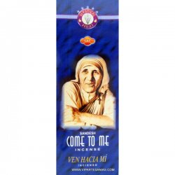 Come to me (Theresa Mother) incense stick - 20 stick  Incense