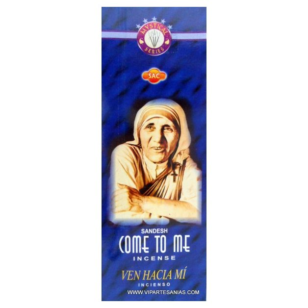 Come to me (Theresa Mother) incense stick - 20 stick