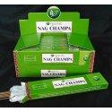 Encens en bâtons Nag Champa Organique - 15 grams