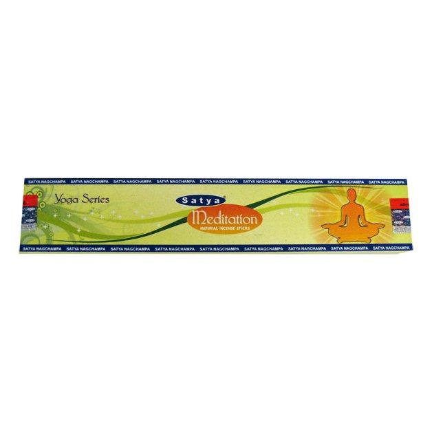 Encens en bâtons Yoga Séries- Serenity - 20 bâtons