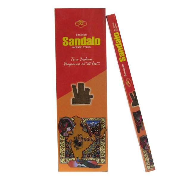 Sandalo incense stick - 20 stick