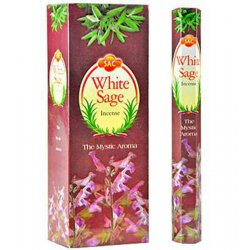 White sage incense stick - 20 stick
