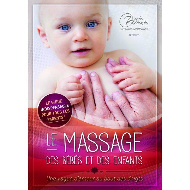 DVD Massage des Bébés et des Enfants
