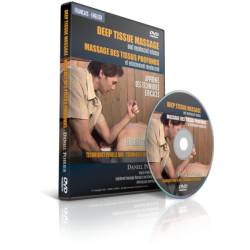 DVD Deep Tissue Massage Back Vol. 1