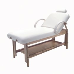 Nomad Extreme de Luxe with back rest table Nomad Massage table