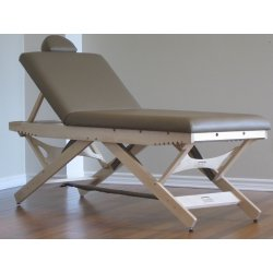 Instant Nomad table with back rest