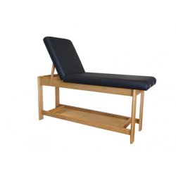 PHYSIO table with backrest and shelf - Nomad