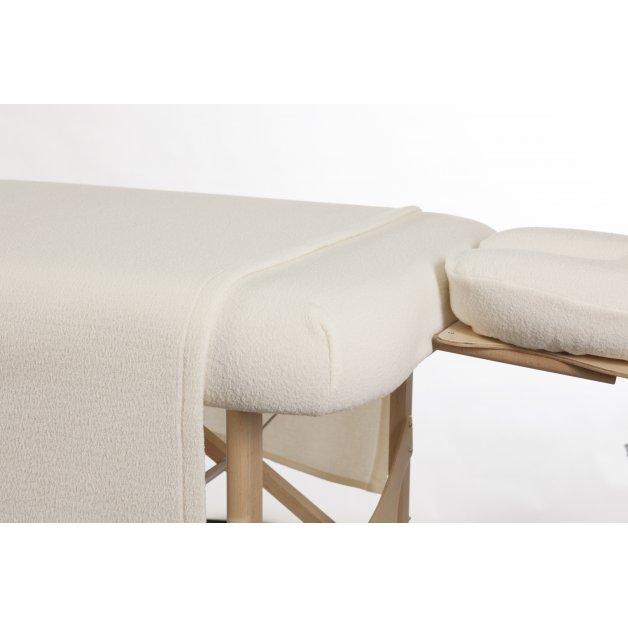 3 pieces fleece sheets set