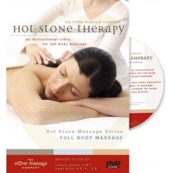 DVD Massage Aux Pierres Chaudes