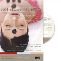 DVD Massage aux pierres chaudes esthétique