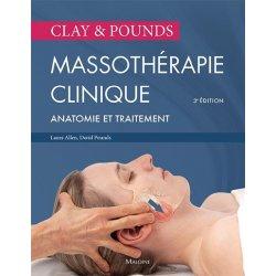 Massothérapie Clinique 3e ÉD
