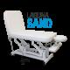 Table/chaise électrique Laguna Sand Silhouet-tone Magasiner tout