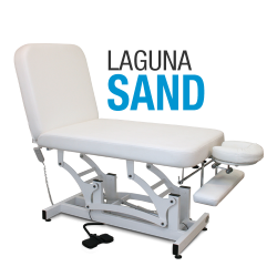 Laguna Sand electric table