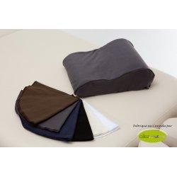Memory foam ergonomic pillowcases - Pair