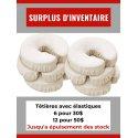 Surplus d'inventaire - Têtière avec élastique