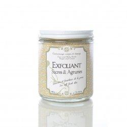 Exfoliant Agrumes et Sucres (Érable & Sucre Bio)