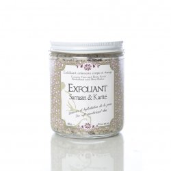 Face and Body Scrub – Buckwheat & Shea Butter