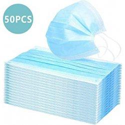 Masques de procédure chirurgicaux - Grade Médical - 50 unités