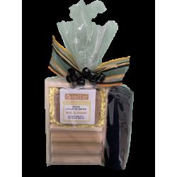 Ensemble Cadeau - Savon miel et avoine