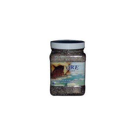 Exfoliant café et sel de la mer Morte