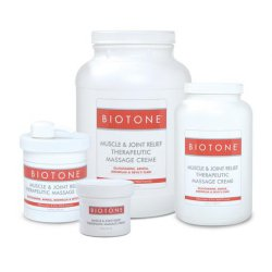 Muscle & Joint Relief Therapeutic Massage Creme Biotone Massage products