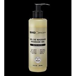 Massage Gel 100% Natural - Neutral BioOrigin Massage products