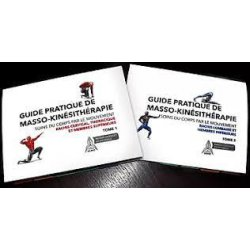 Practical Guide Masso-Kinesitherapy - Volume 1 & 2