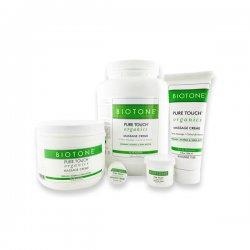 Crème Massage Pure Touch Biologique Biotone Produits de massage