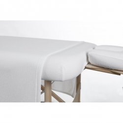 Curly Fleece Fitted Sheet Allez Housses Shop by category - Massage Boutik Products