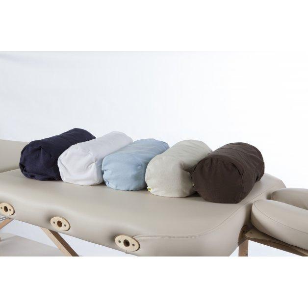 Taie pour traversin 6x12 (paquet de 2) Allez Housses Équipements de massage