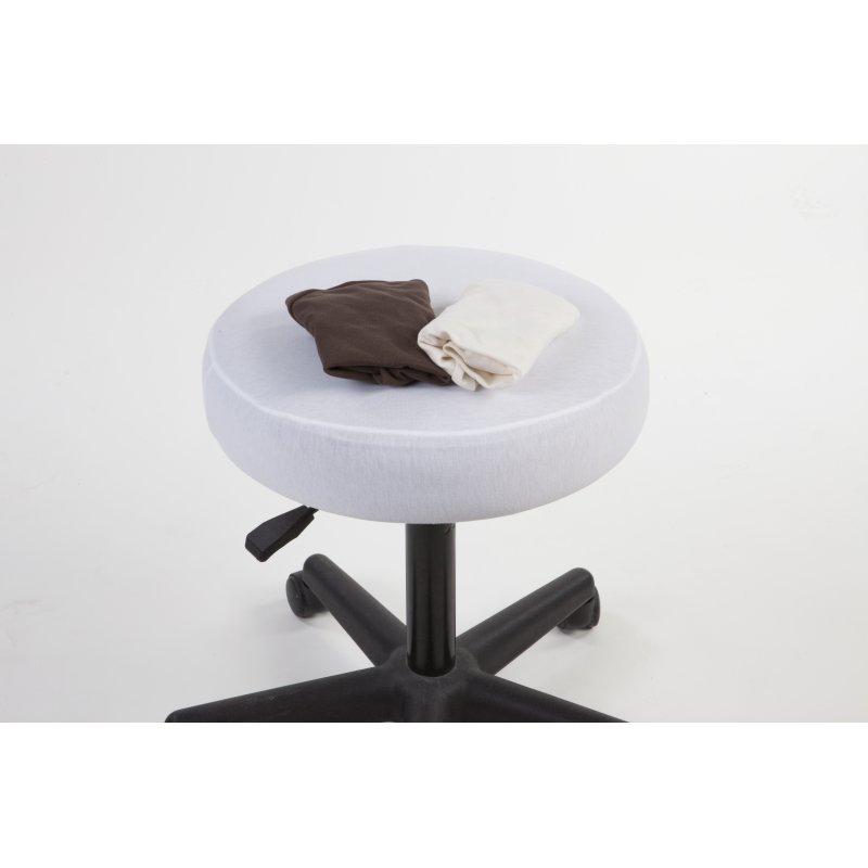 housse pour tabouret rond. Black Bedroom Furniture Sets. Home Design Ideas