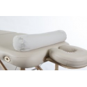 Massage bolsters and cushions