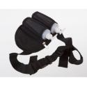 Bouteilles, pompes et ceintures