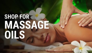 Shop for massage oils