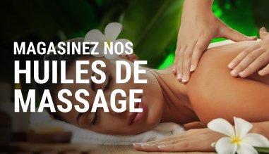 magazines nos huiles de massage